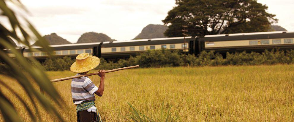 Eastern and Orient Express