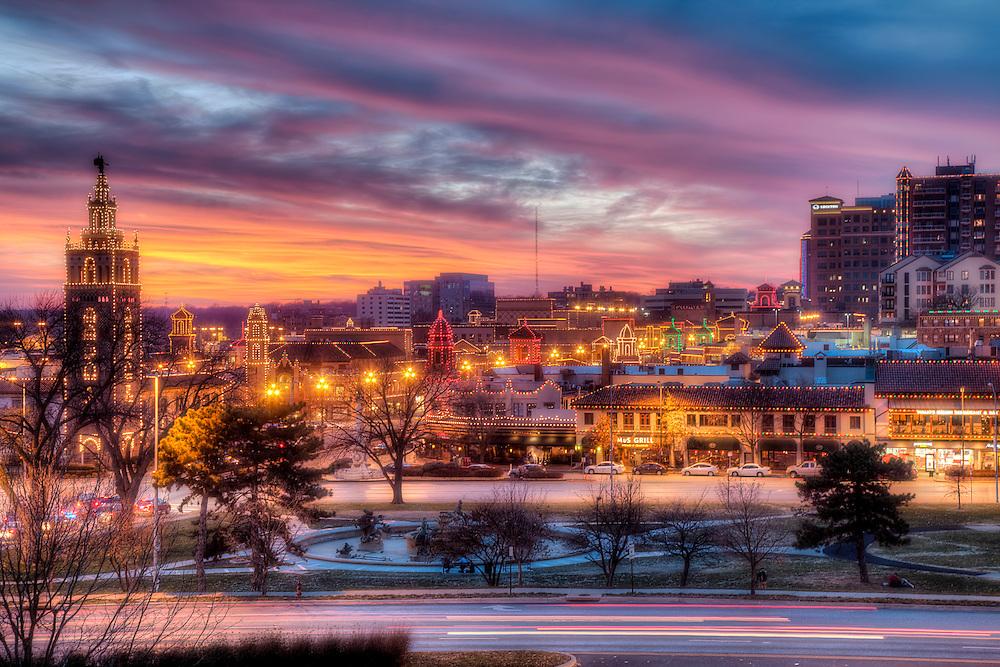 Kansas City Power And Light District