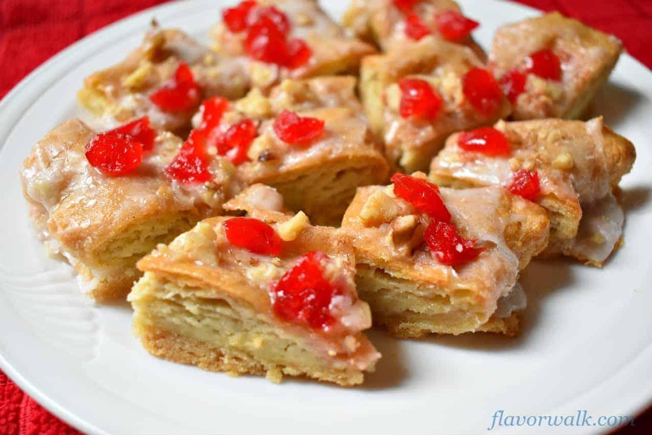 festive holiday gluten-free almond puff, festive gluten-free, holiday gluten-free