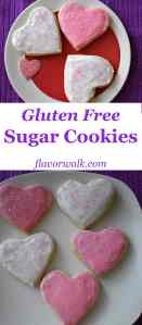 frosted powdered sugar cookies, gluten free sugar cookies, frosted gluten free sugar cookies, sugar cookies