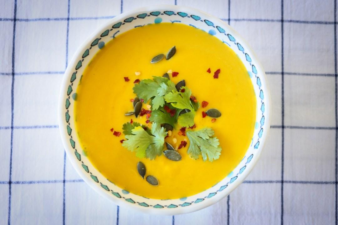 immunity boosting butternut squash soup flavour files