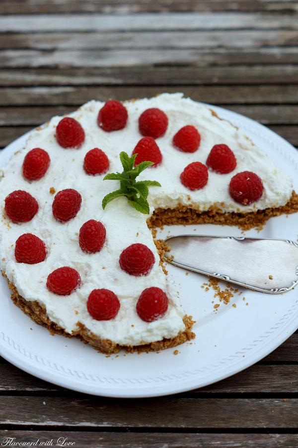 Himbeer Kokos Kuchen5