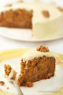 Carrot Parsnip Cake