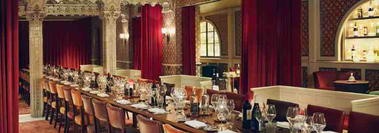 Private Dining Venue Finder