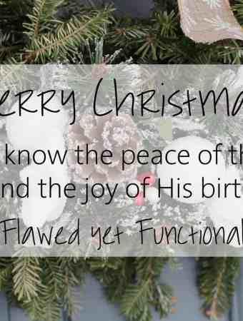 Merry Christmas Flawed yet Functional