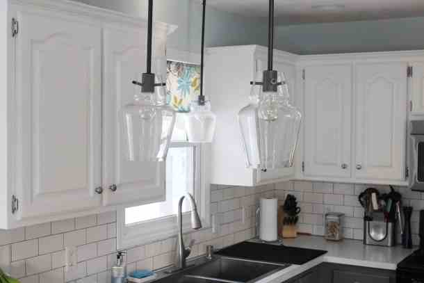 Clean Kitchen Pendants