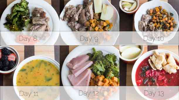 Week of AIP Lunches