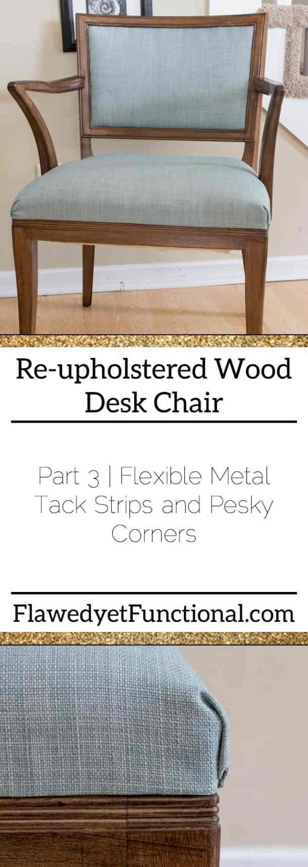 Desk Chair Upholstery
