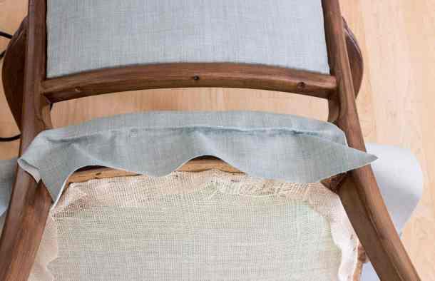 Tuck Fabric in Tack Strip