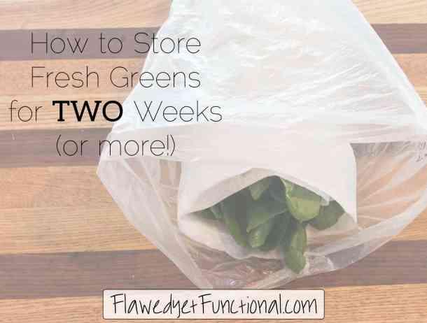 Fresh Green Info Graphic
