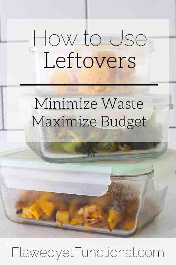maximizing leftovers