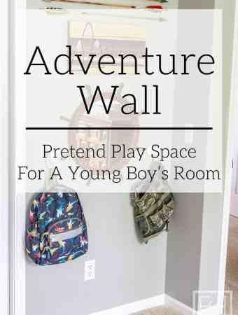 adventure wall