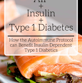 AIP + Insulin + Type 1 Diabetes