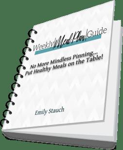 Weekly Meal Plan Guide