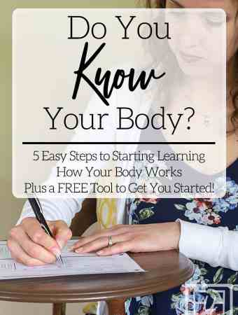 5 Steps to Know Your Body