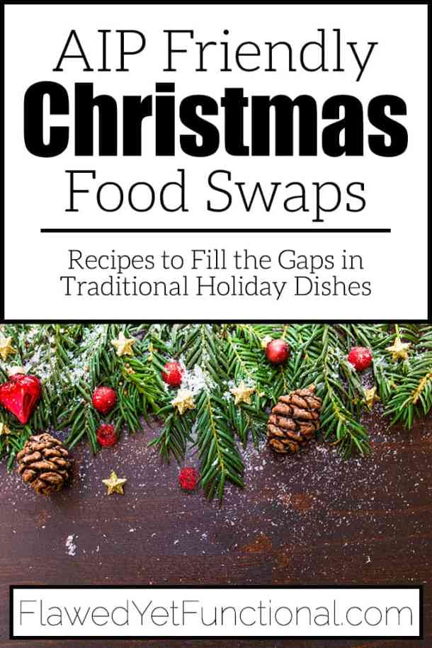 AIP food traditions for Christmas