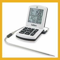 Leave-In Thermometer cooking gifts 2019