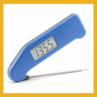 instant read thermometer cooking gift 2019