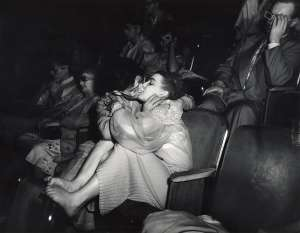 Palace Theatre 1943 by weegee