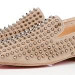Christian Louboutin Men's Rollerboy Spikes Shoe