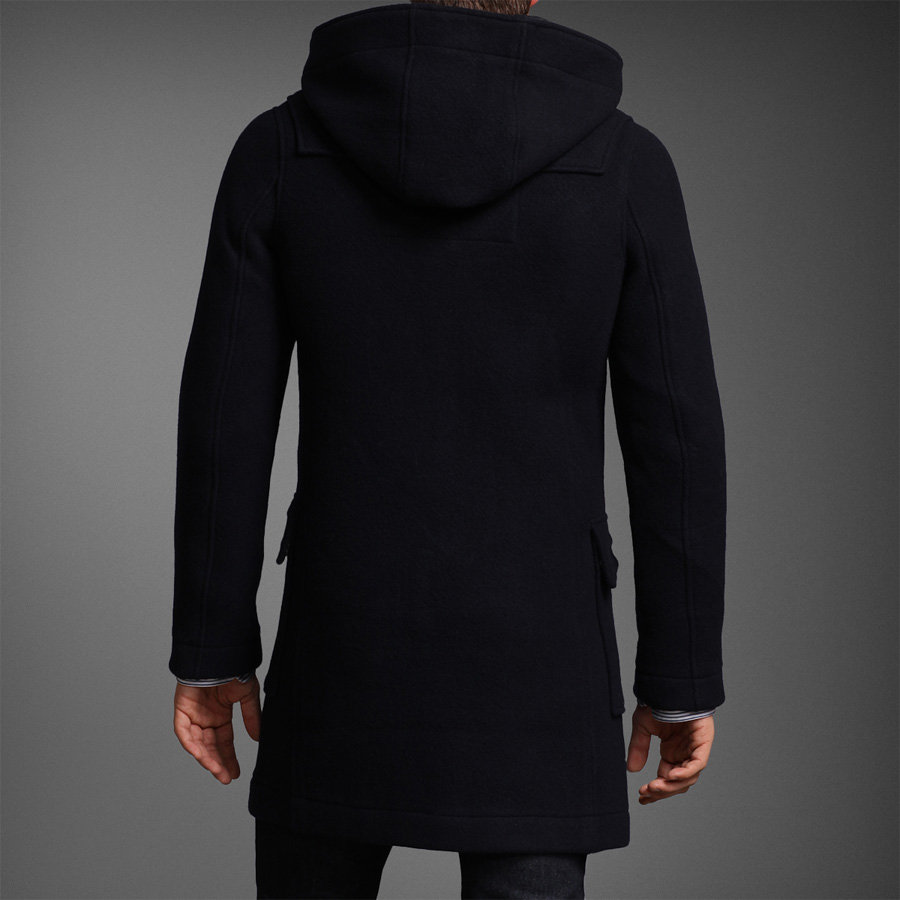Abercrombie and fitch womens coats