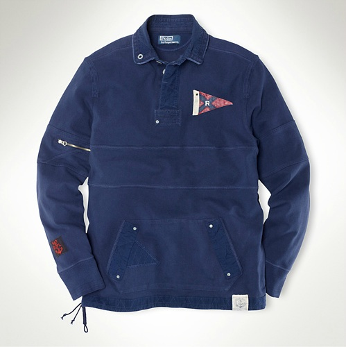 Polo Ralph Lauren Custom-Fit Pennant Rugby