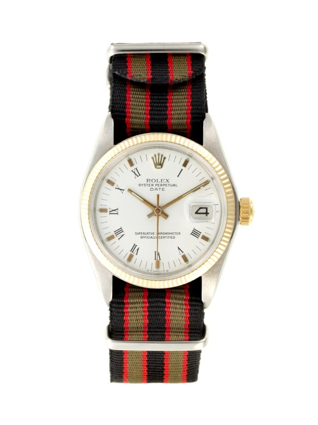 Rolex OysterQuartz Perpetual Date (c. 1974)