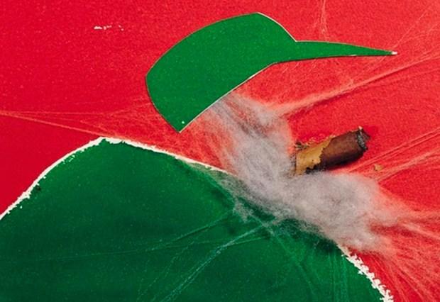 Fidel Castro By Hanoch Piven