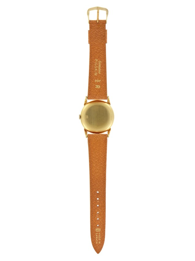Rolex 18k Yellow Gold Precision Watch (c. 1950s)