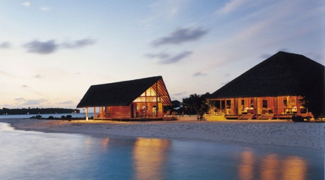 The Cocoa Island private resort in Maldives
