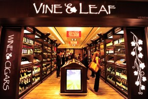 Vine And Leaf Duty Free Store Singapore