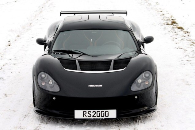 Melkus RS2000 Black Edition Supercar