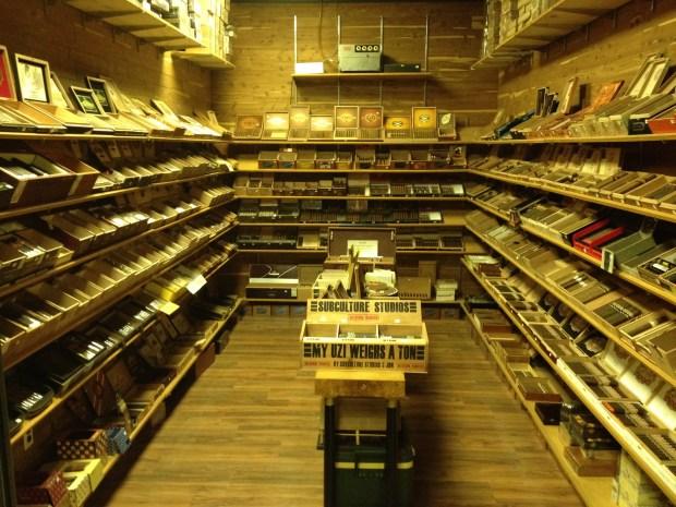 Barrister Cigars, Union NJ