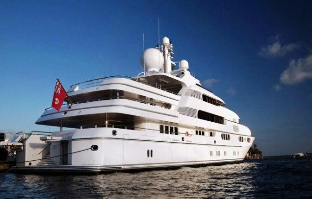 Lurssen Apoise Luxury Superyacht