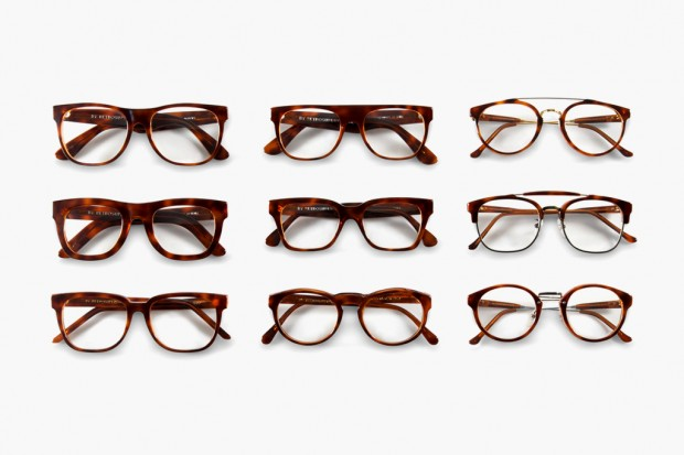 RETRO SUPER FUTURE 2012 Spring Summer Optical Glasses Line
