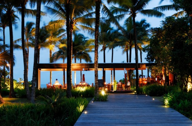 The Sarojin Beach Resort in Khao Lak Thailand
