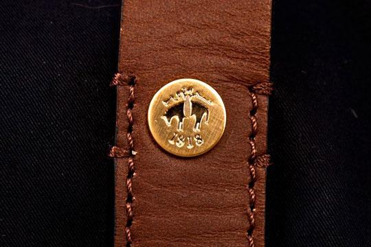 Brooks Brothers Black Fleece Mackintosh Duffle Bag