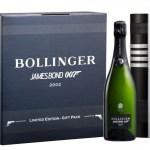 Bollinger Champagne Limited Edition James Bond 007 Gift Pack