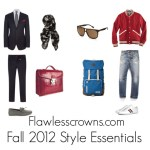 Flawlesscrowns.com Men's Fall 2012 Style Essentials