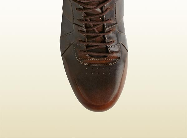Gucci Men's Sporting Lace Up Boot
