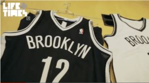 Road To Brooklyn: The Look Of The Brooklyn Nets