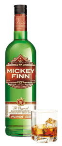 Mickey Finn Apple Whiskey Liquor