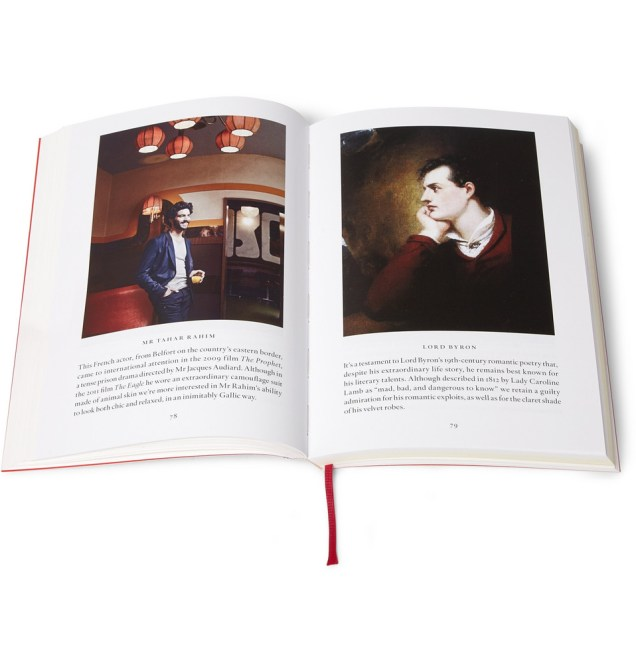 The Mr. Porter Paperback- The Manual For A Stylish Lifestyle