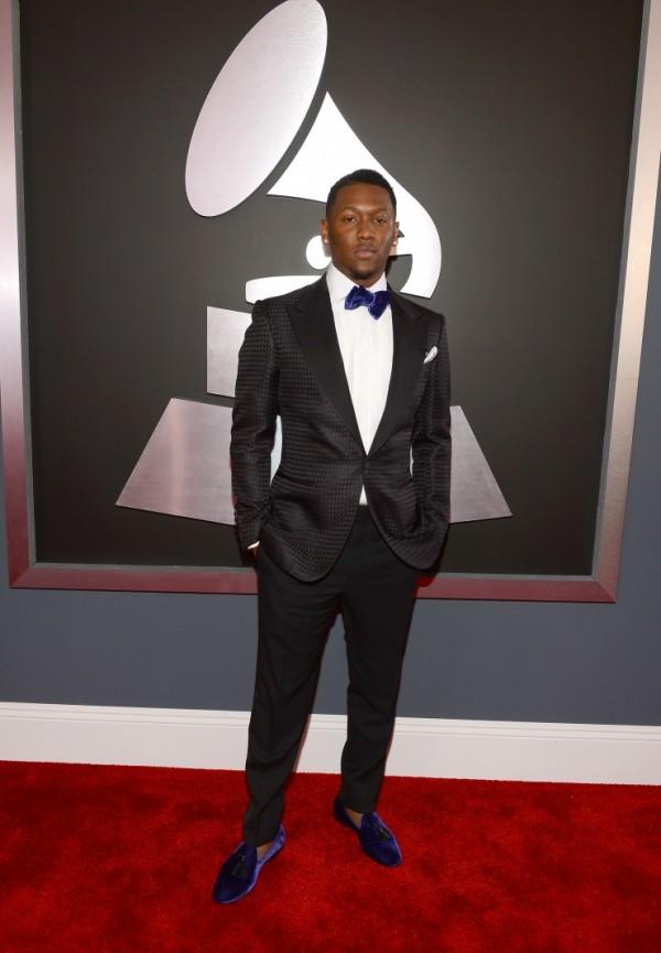 Hit Boy 2013 Grammy Awards