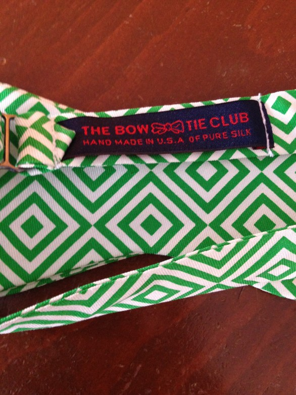 Bow Tie Club Review