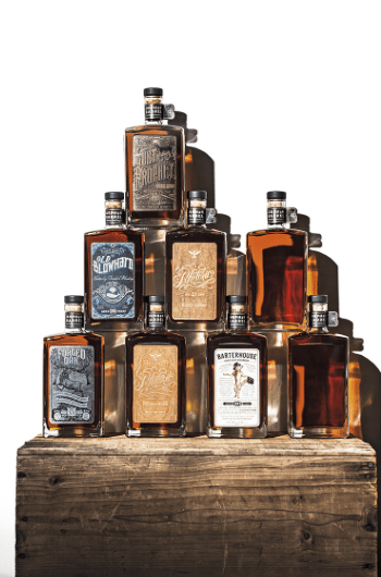 The Orphan Barrel Project
