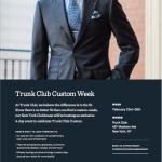 Trunk Club Custom Week