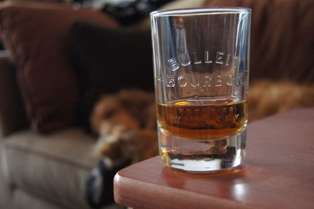 Bulleit Barrel Strength Whiskey
