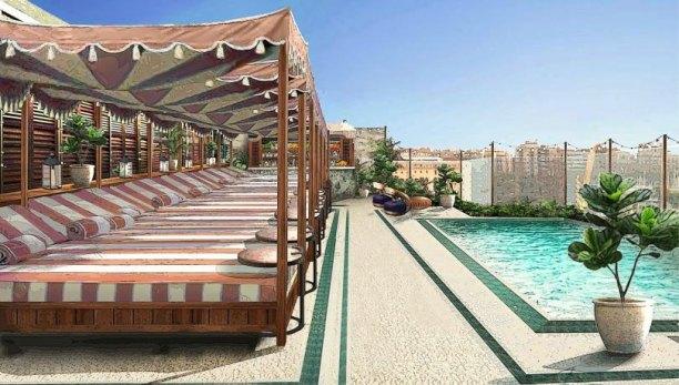 Soho House Barcelona Hotel