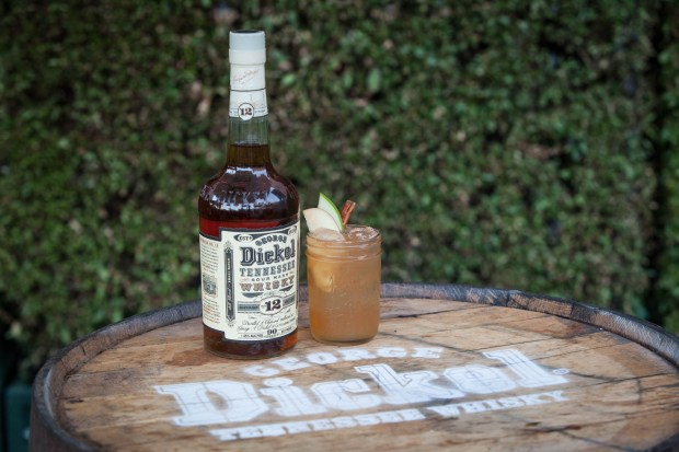 George Dickel Tennessee Cider Cocktail Recipe